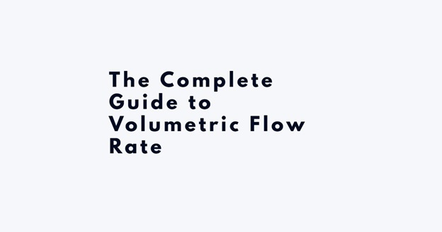 volumetric flow rate