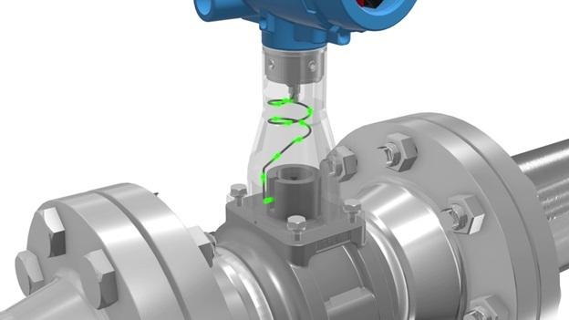 vortex flow meters
