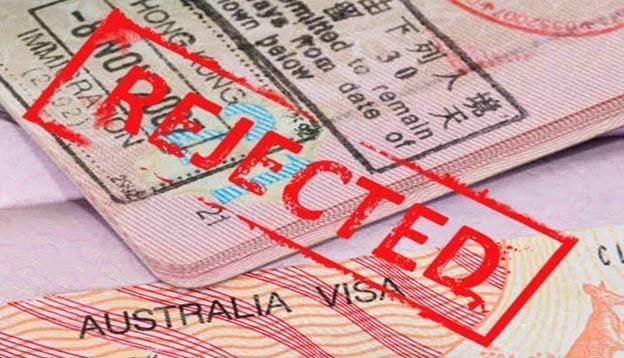 australian visa refusal reasons