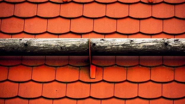 handling roof damage