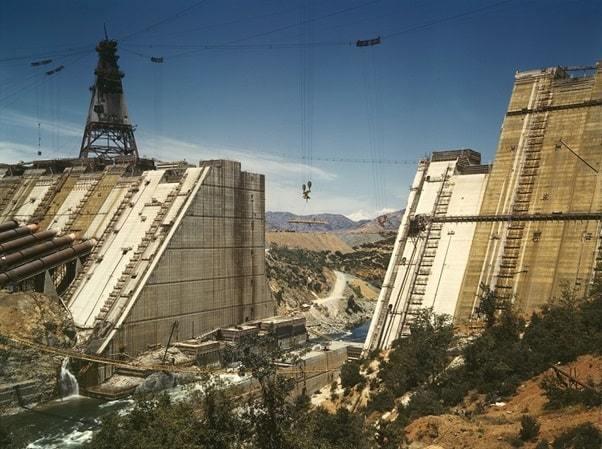 best dam construction