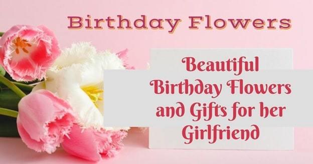 birthday flowers gift