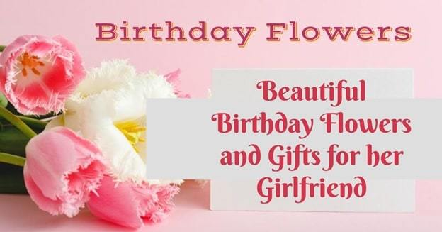 birthday flowers gift