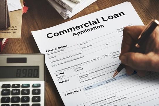 commercial loan application