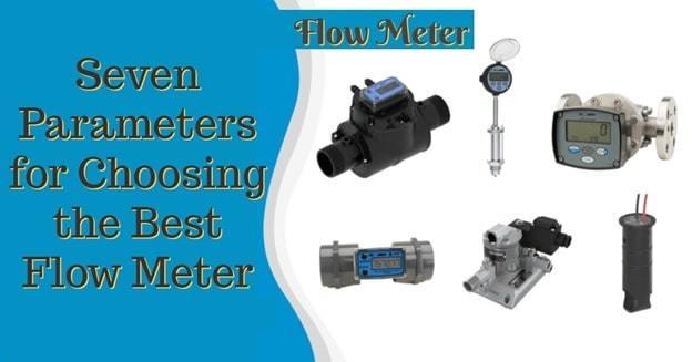 flow meter selection guide