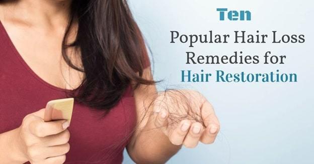hair restoration remedies