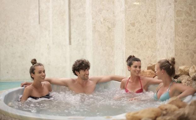 need a hot tub