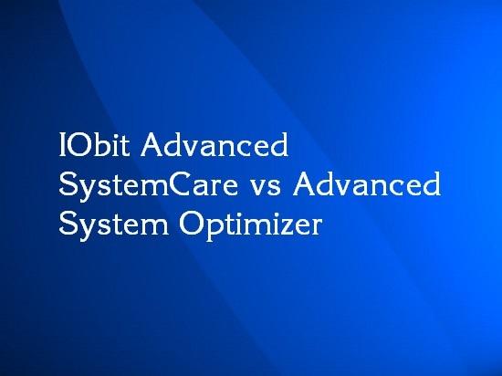 pc optimization tool