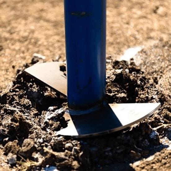 screw pile pier
