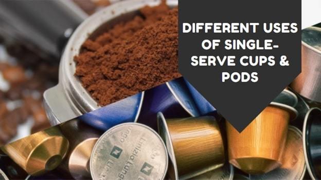 single serve coffee pods
