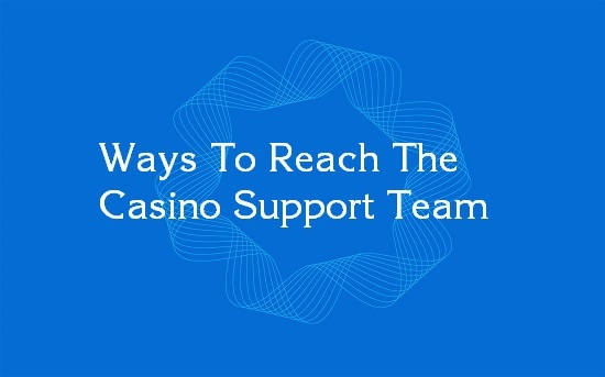 casino support assistant