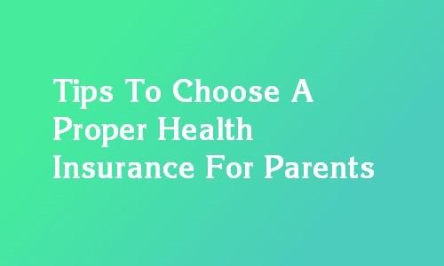 health insurance selection tips