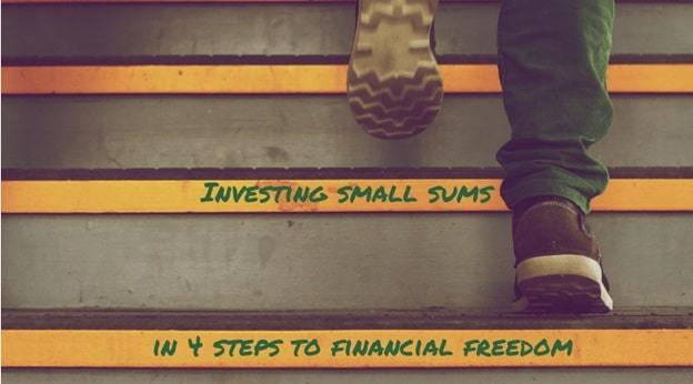 4 steps to financial freedom