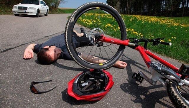 bike accident