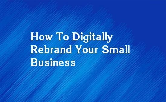 digital rebranding