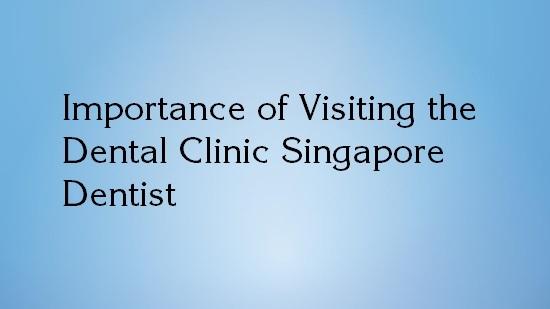 importance of regular dental visits