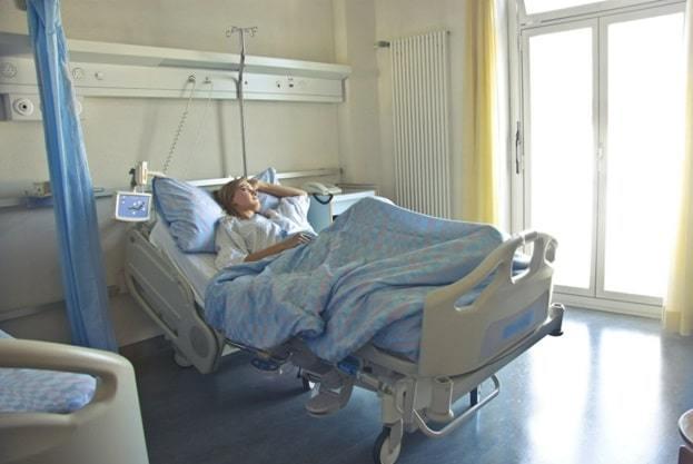 hospitalized patient