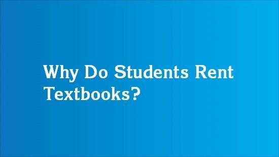 textbook rentals