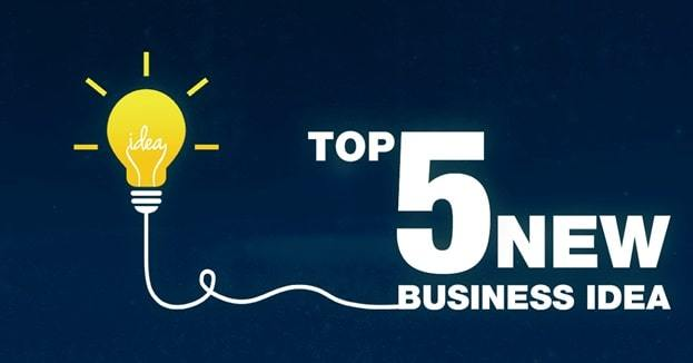 5 business ideas