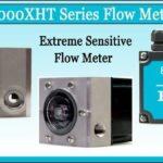 8000XHT Series Flow Meter - Extreme Sensitive Flow Meter