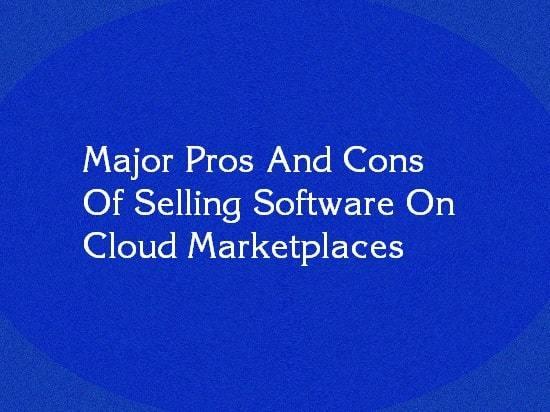 cloud marketplaces
