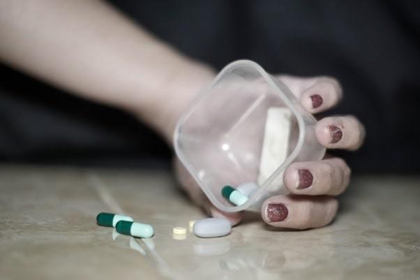 drug addiction in teenager