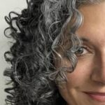 Hair Care 101: How to Soften Coarse Gray Curls, Waves, and Textured Hair