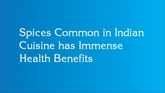 indian spices health benefits