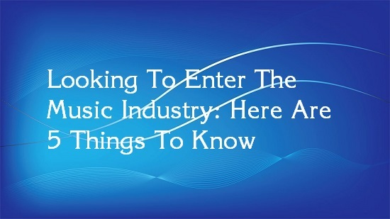 music industry tips