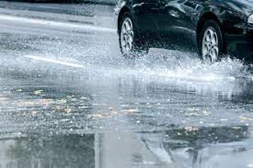 raining tips for driving
