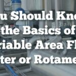 You Should Know the Basics of Variable Area Flow Meter or Rotameter