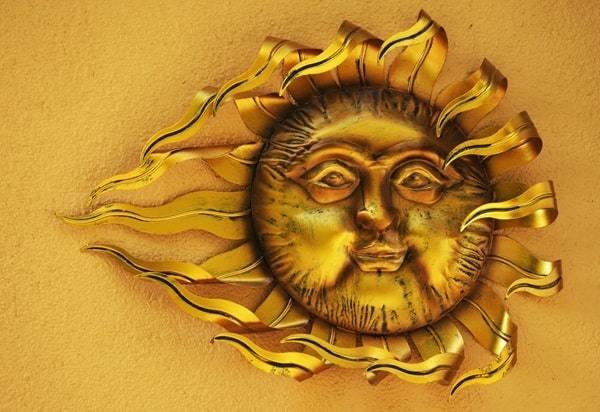 sun artwork