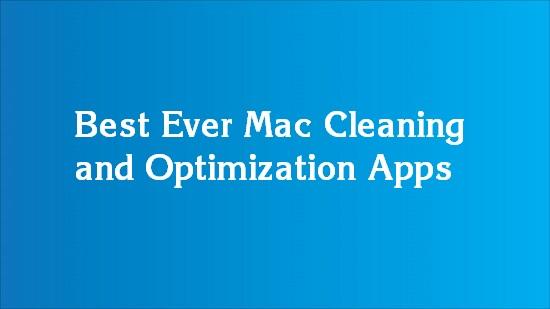 best mac optimization app