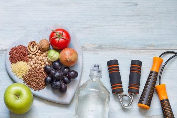 healthy habits and lifestyle