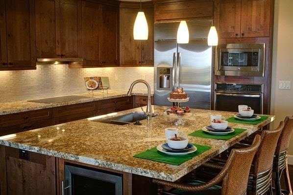 picture of interiors of houses kitchens