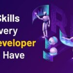 Top 7 Skills That Every RPA Developer Should Have
