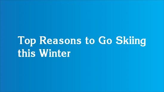 skiing holiday