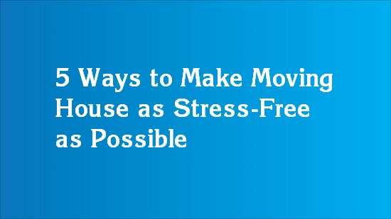 stress-free moving tips
