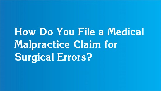 surgical error lawsuit cases