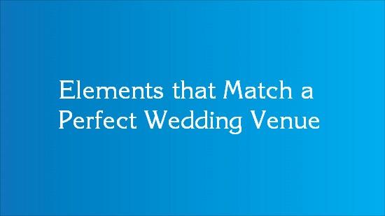 checklist for wedding venue selection