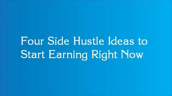 top side hustle ideas